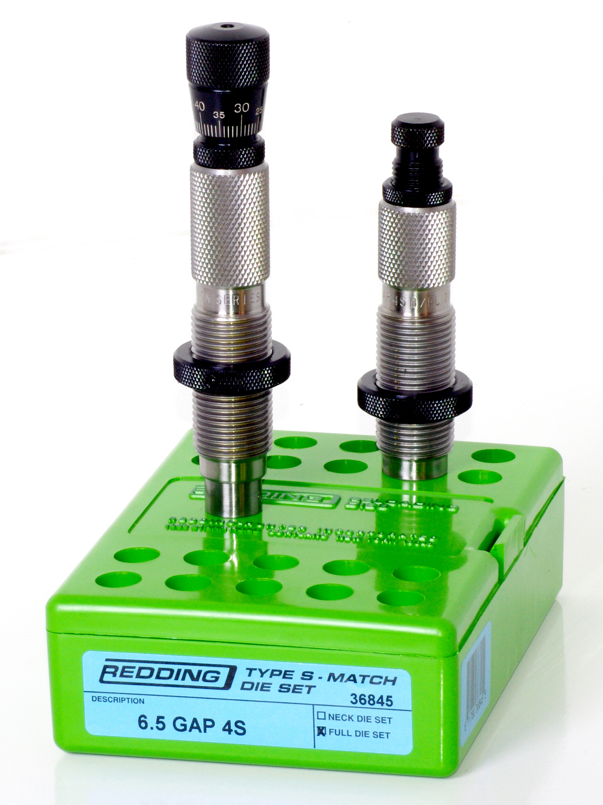 d8d43b425d2 Redding Reloading Equipment Adds Dies for the 6.5 GAP 4S. High Resolution  Image · Press Release - Word ...