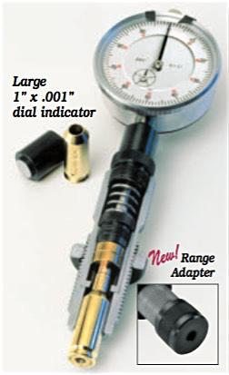 Redding 338 Lapua Mag. Instant Indicator w/ Dial Indicator