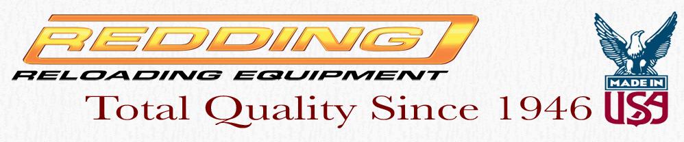 Online Catalog Items - Redding Reloading Equipment